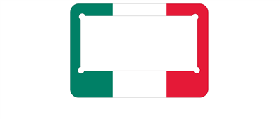 Italian Flag Customise - MC