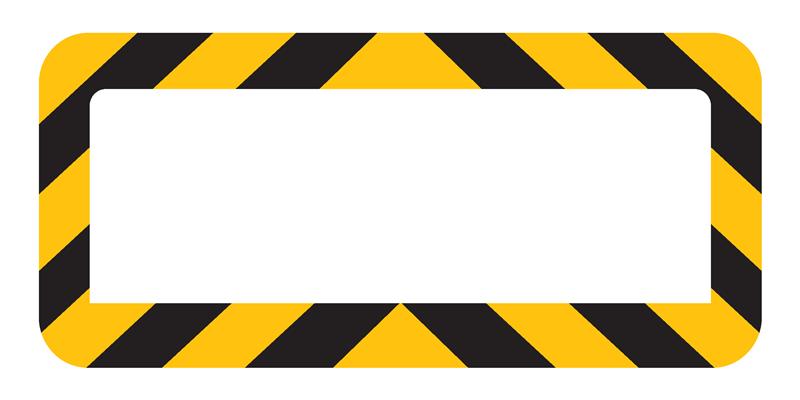 Motorcycle Number Plate Frames - Western Australia