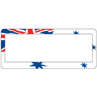 Aussie Navy Flag Customise