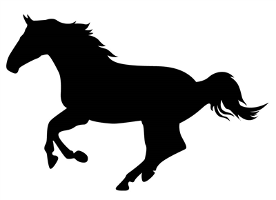 Horse 1 Decal