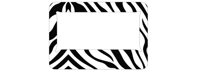 Zebra Customise - MC