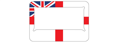St George Flag Customise - MC