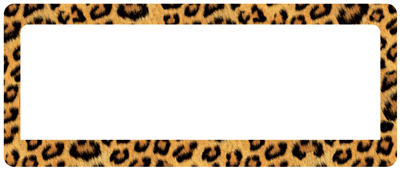Leopard Fur Customise