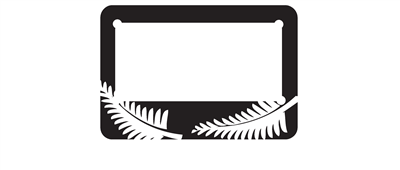 NZ Silver Fern Customise - MC