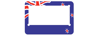 NZ Flag - MC