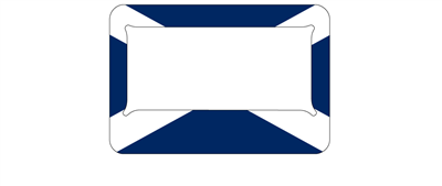 St Andrews Flag - MC