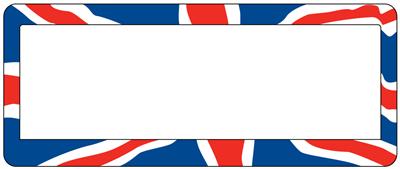 British Flag Customise