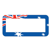 Aust Flag Customise - WA MC