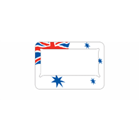 Aussie Navy Flag Customise - MC