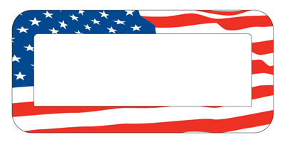 American Flag Customise - WA MC